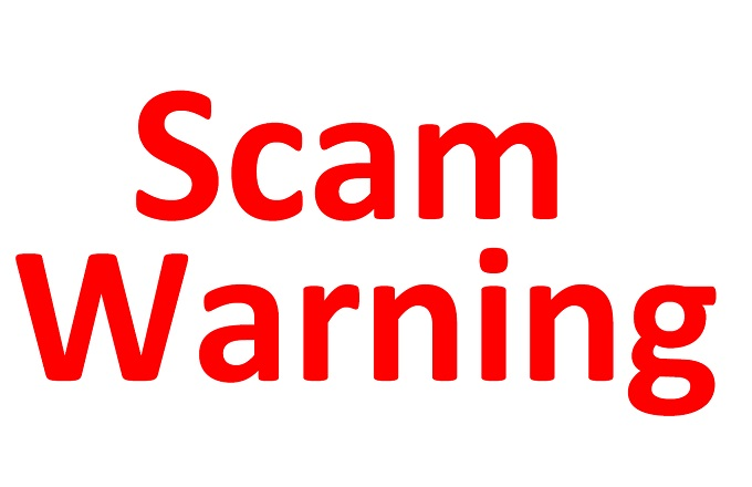 Beware of Moving Scams